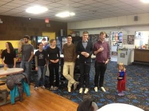 LucksLab Bowling